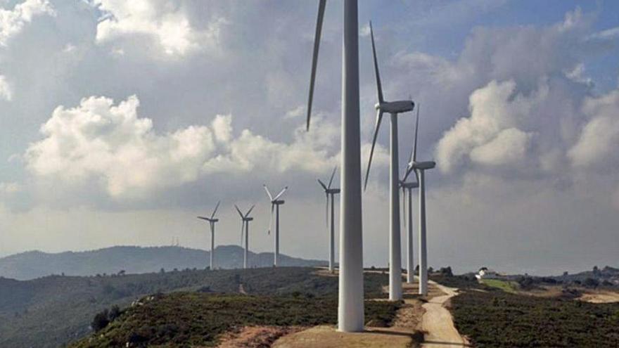 La Ponència d'Energies Renovables veu viable un nou parc eòlic a Agullana