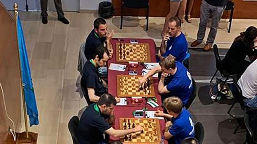 El Andreu Paterna se mide a la élite del ajedrez nacional