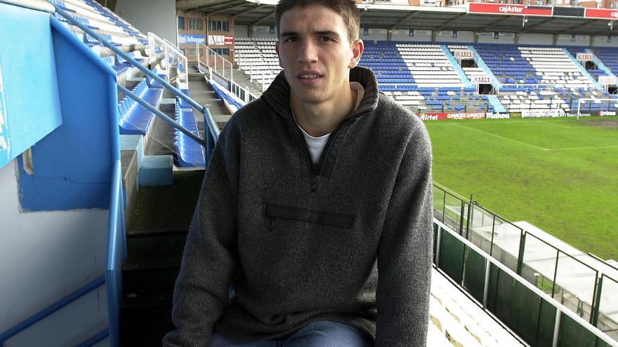 Todas las claves de la llegada de Rubén Reyes al Oviedo: a la segunda fue la vencida