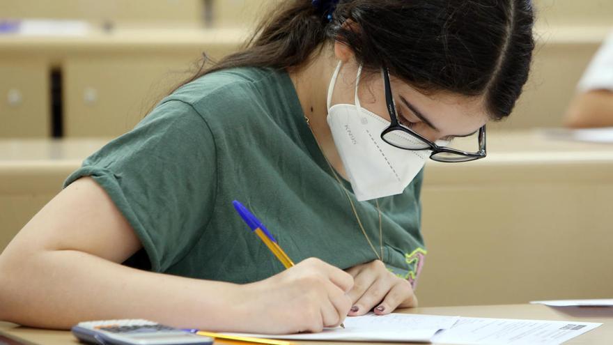 A partir de las 20:00 horas de esta tarde los alumnos de selectividad conocerán sus notas