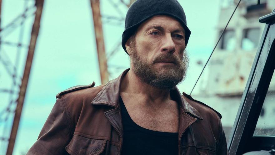 Van Damme se ríe de sí mismo en 'El último mercenario'