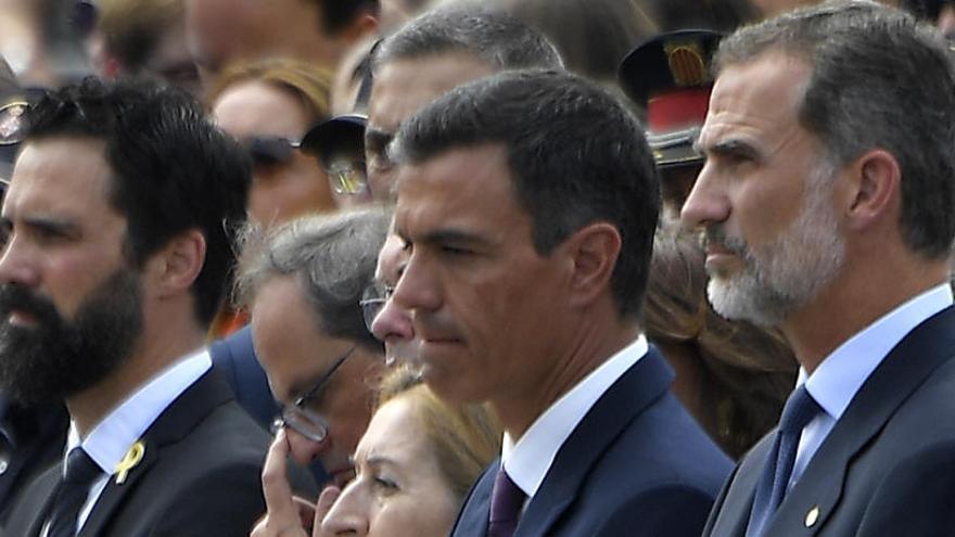 Sánchez  destaca su legado por los derechos humanos