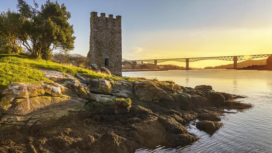 Imagen de Catoira (Pontevedra).
