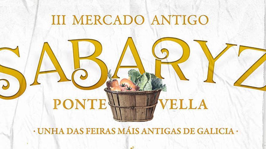 El Mercado Antiguo de Sabaryz celebra su tercera edición en mayo