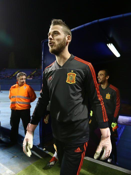 Liga de Naciones: Croacia-España