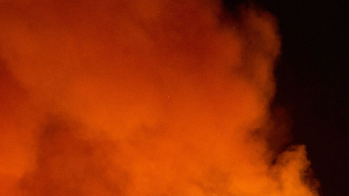 Incendi a Torroella de Montgrí