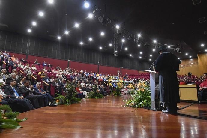 26-09-19 GENTE Y CULTURA. RECTORADO DE LA UNIVERSIDAD DE LAS PALMAS DE GRAN CANARIA. LAS PALMAS DE GRAN CANARIA. Comienzo de curso en la ULPGC. Fotos: Juan Castro.  | 26/09/2019 | Fotógrafo: Juan Carlos Castro
