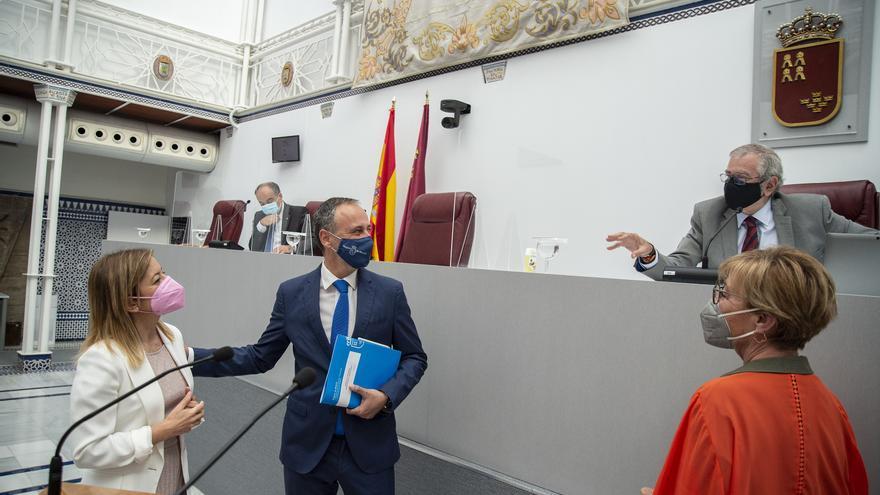 El Presupuesto de la Comunidad logra la aprobación de la Asamblea Regional