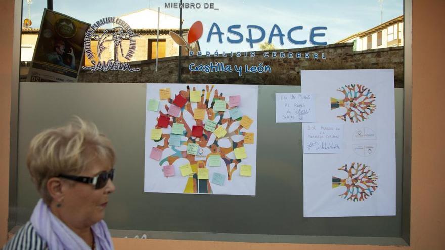 ASPACE Zamora celebra una gala online por el Día de Parálisis Cerebral el día 6