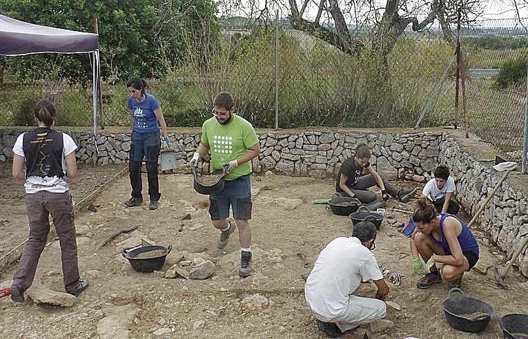 Menos excavaciones en Mallorca pero más ambiciosas