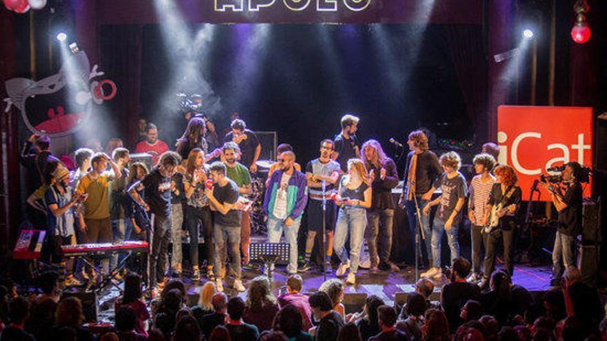 La Sala Apolo farà aquest mes un concert amb 1.000 persones per provar l'eficàcia dels tests ràpids
