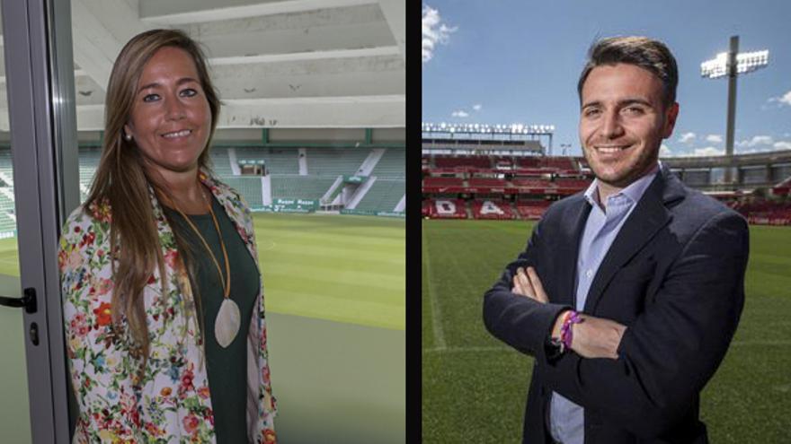 Patricia Rodríguez y Fran  Sánchez, enemigos imprevistos