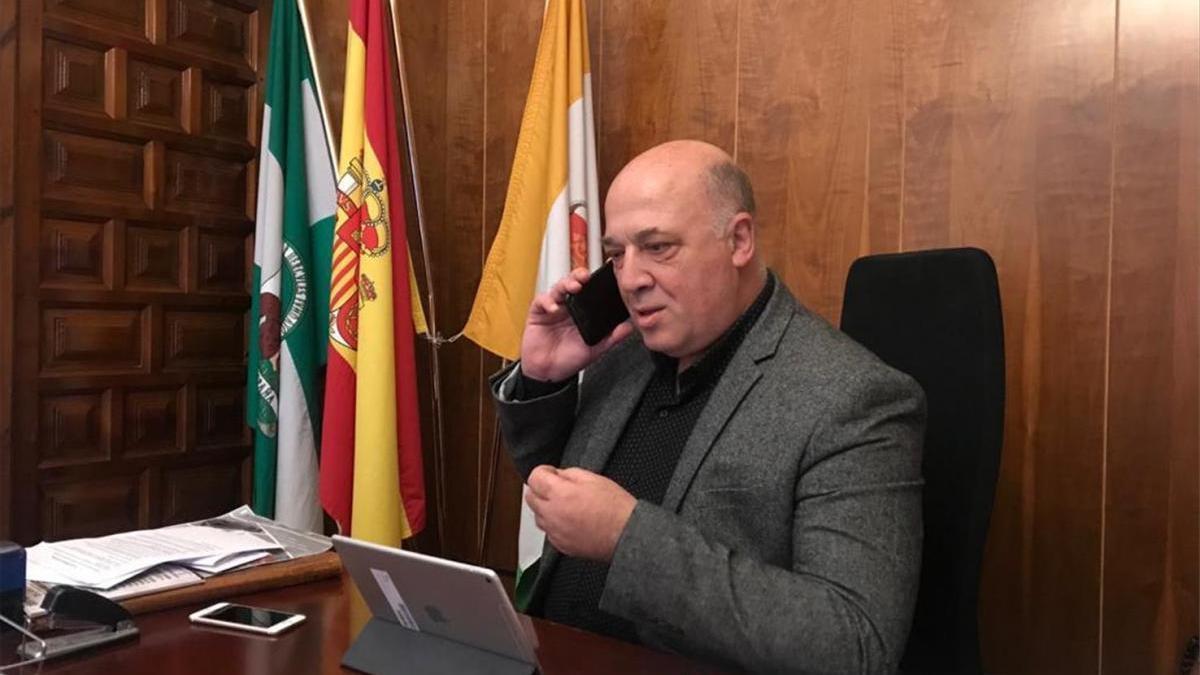 Desescalada: Antonio Ruiz pide al Gobierno andaluz un plan especial de empleo para la provincia