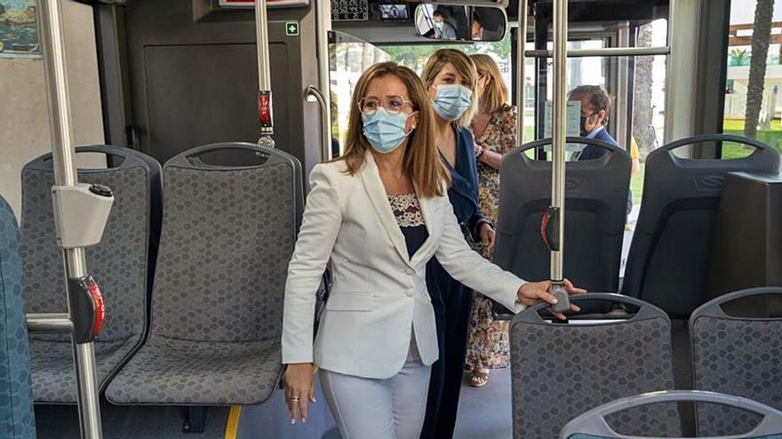 Cartagena, segunda ciudad de España que cuenta con un bus 'cero emisiones'