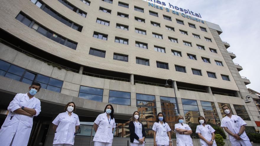 La enfermería, líder en la lucha contra la covid