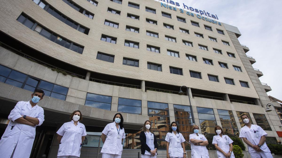 Los enfermeros y las enfermeras han estado al frente de la lucha contra la covid-19 sin descanso.