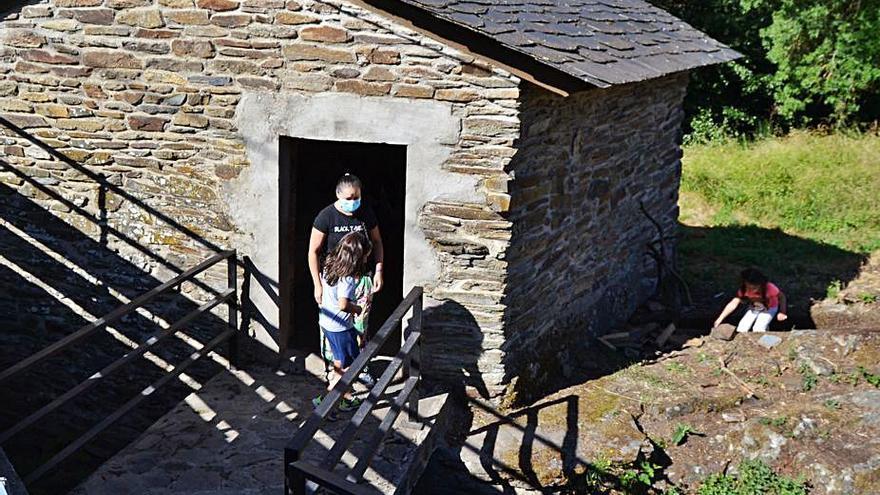 El molino de Rihonor reabre sus puertas como oficina de turismo
