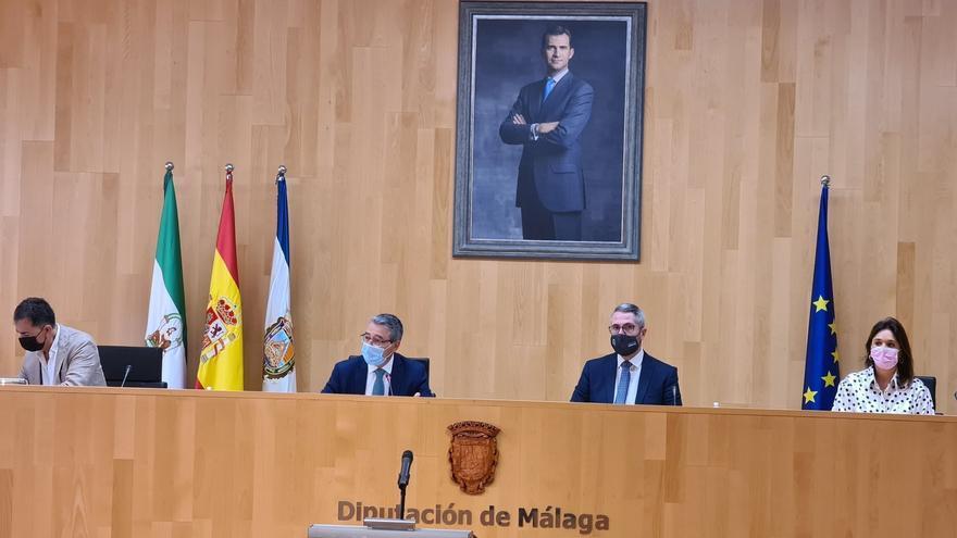 La Diputación de Málaga aprueba la cuarta fase del PAEM, con 20 millones para que los ayuntamientos ejecuten nuevas obras