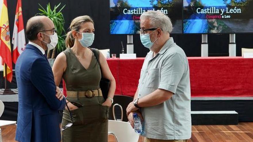 Leo Harlem, protagonista de la campaña turística de la Junta 'Castilla y León inspira'