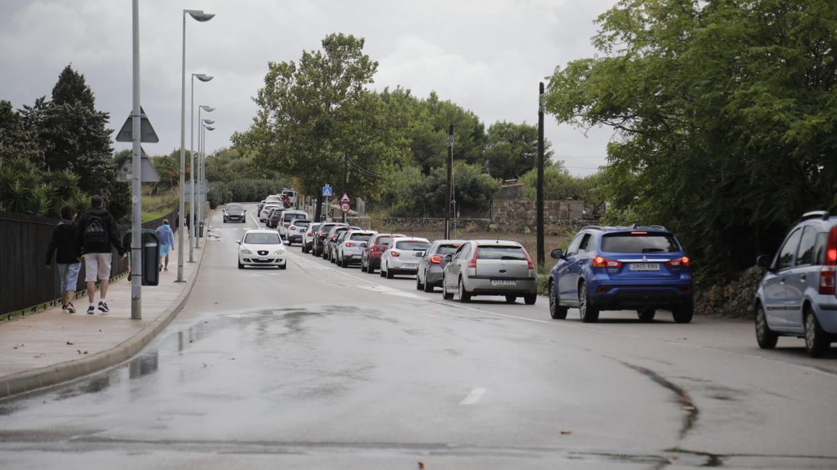 Las fuertes lluvias dejan ya 36 incidentes en el norte de Mallorca