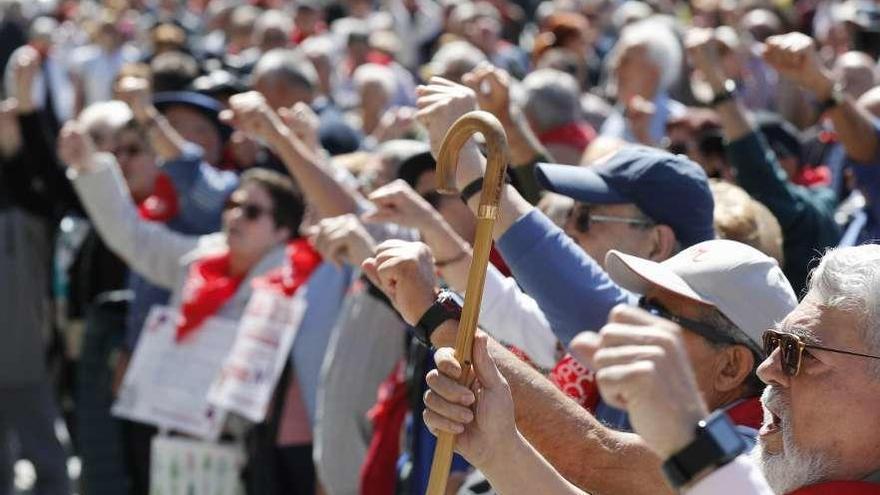 Convocan una protesta en Oviedo contra la reforma de las pensiones