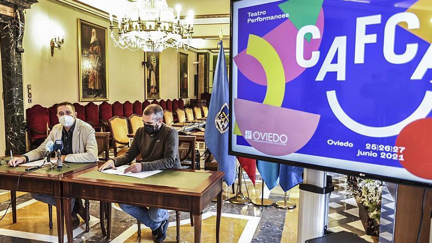 """Cafca, la gran cita del ocio familiar en Oviedo, vuelve el fin de semana con """"más creatividad"""""""