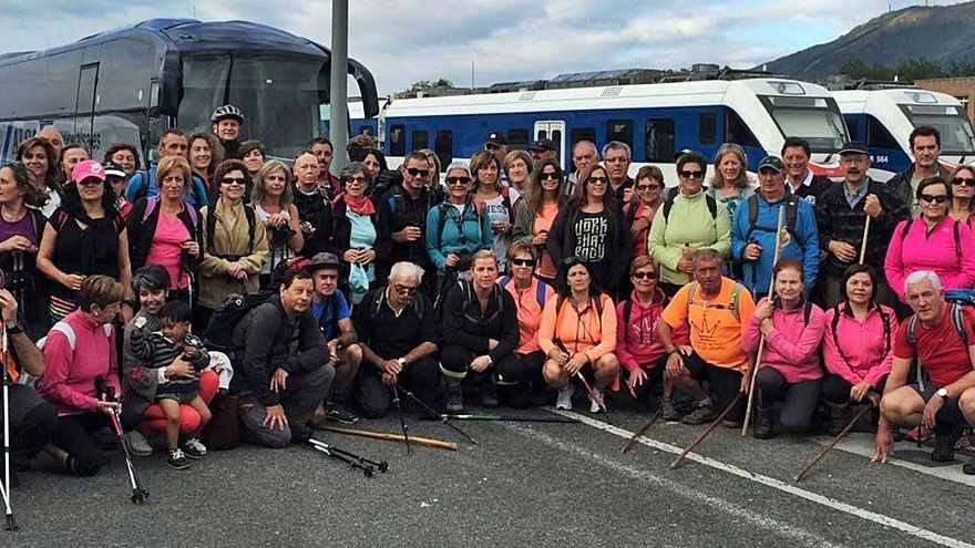 Cinco años sembrando amistad por el Camino de Santiago