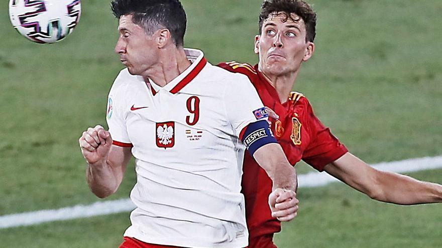 "Rodri: ""Estoy seguro de que vamos a ganar a Eslovaquia"""