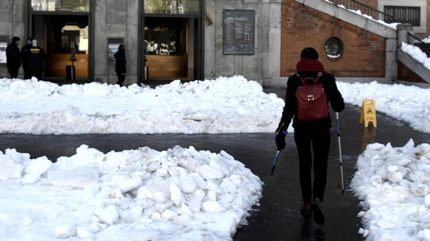 El Gobierno declara la zona catastrófica para las zonas afectadas por el temporal