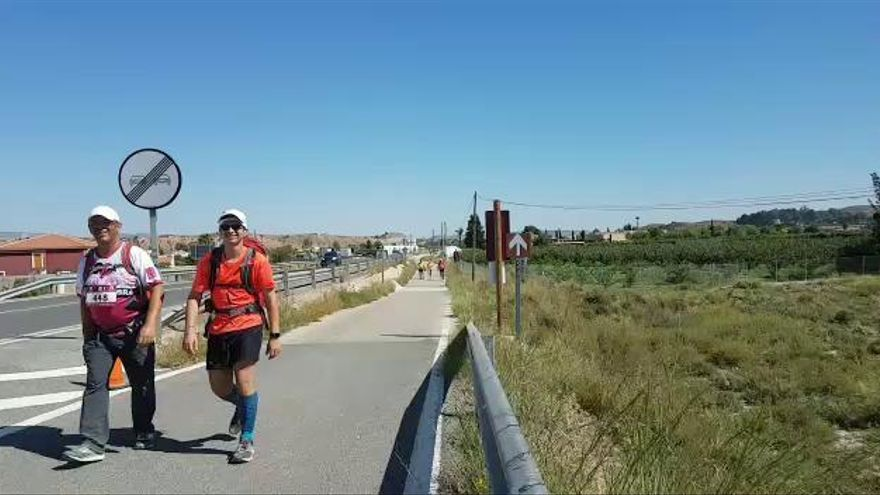 90k Camino de la Cruz