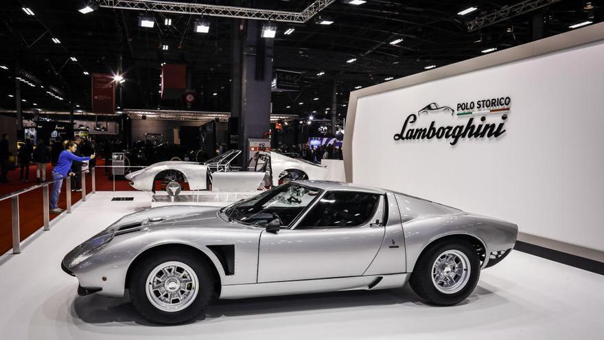 Lamborghini se ofrece para fabricar respiradores