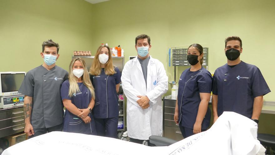 El Hospital San Juan de Dios de Córdoba estrena Unidad de Trasplante Capilar