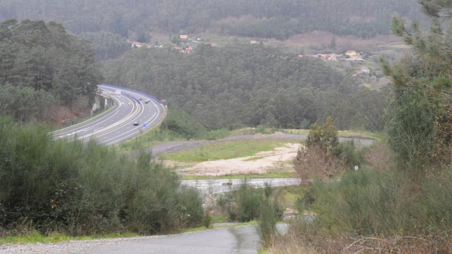 La Xunta abrirá el tercer parking disuasorio de Moaña junto a la autovía