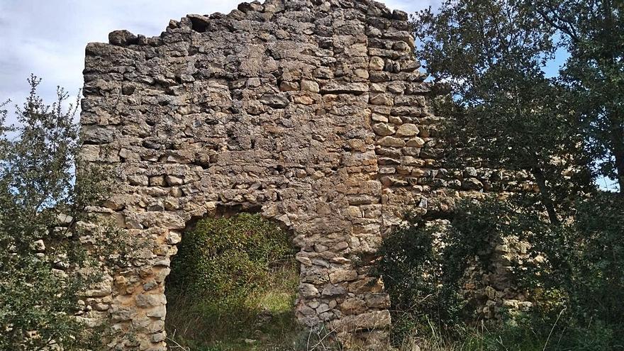 L'Atzuvieta, el poblado que surge  de la Marina Alta vaciada
