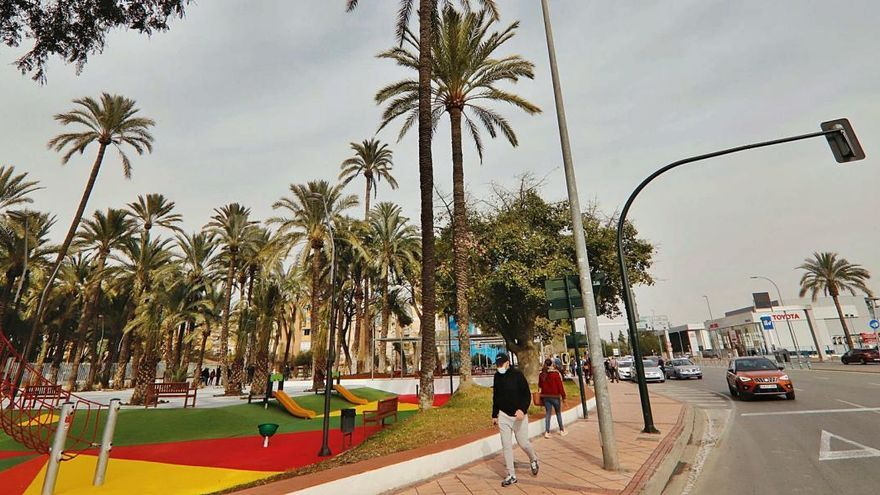 Un vergel en el corazón de Murcia