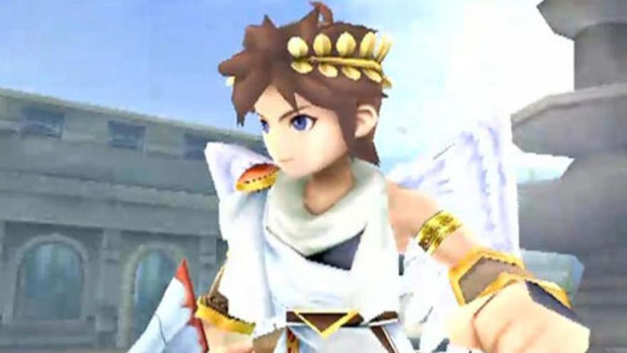 Kid Icarus Uprising vuelve al cielo