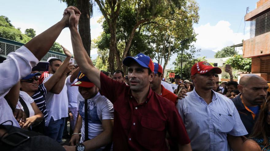 Venezuela vota en masa contra la Asamblea Constituyente de Maduro