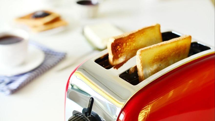 Cómo limpiar una tostadora