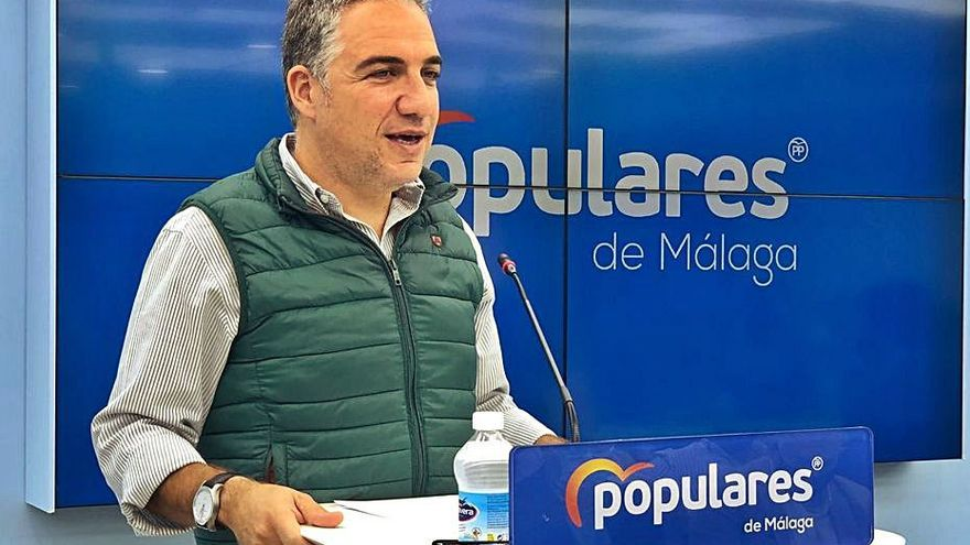 Bendodo pide al PSOE que apoye los presupuestos de 2022