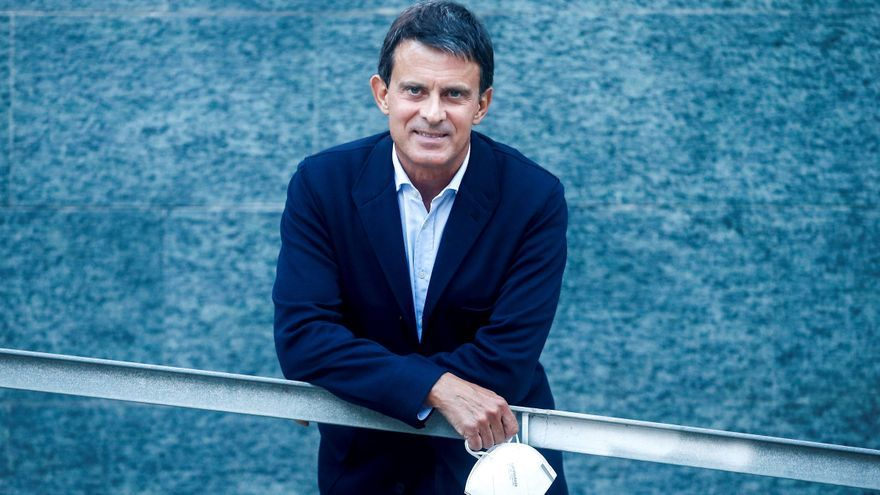 Manuel Valls anuncia que no volverá a presentarse a la alcaldía de Barcelona