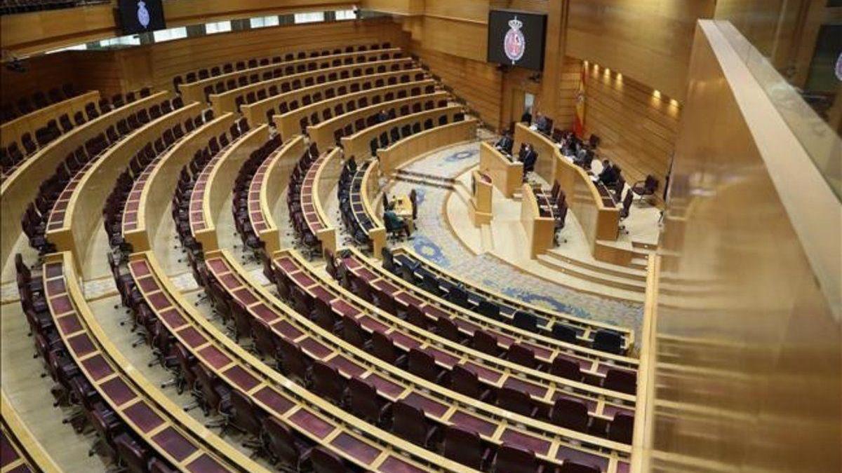 Ciudadanos se queda sin grupo en el Senado y perderá casi 400.000 euros al año