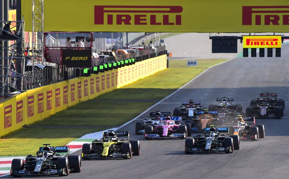 Formula One Grand Prix of Tuscany