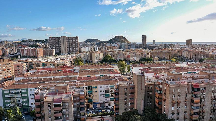 El desempleo por el covid aumenta casi por igual en todas las zonas de Alicante