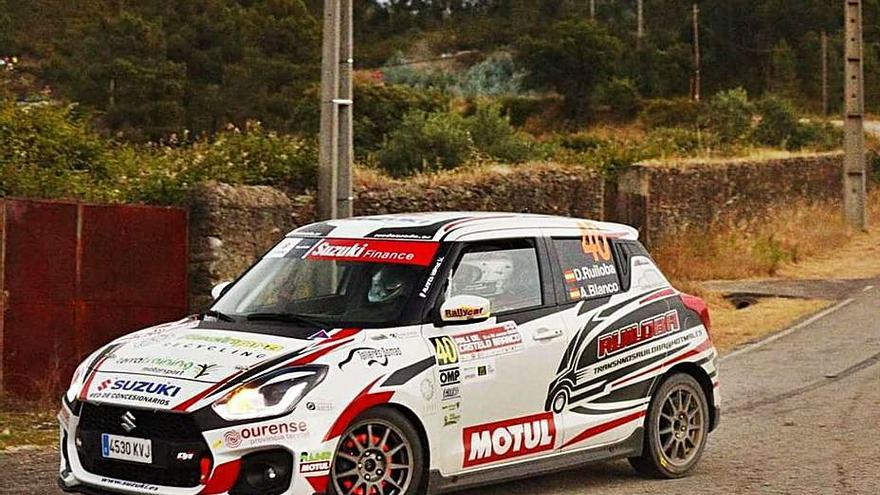 Rally: Diego Ruiloba gana en Portugal y Alberto Ordóñez, en El Viso