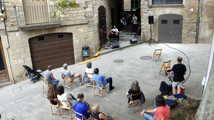El Barri de les Lletres i la Música de Solsona comptarà amb deu actuacions i la implicació d'una trentena de comerços