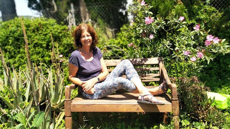 Conoce a Brigitte Votron, toda una vida dedicada a la fisioterapia en Castellón