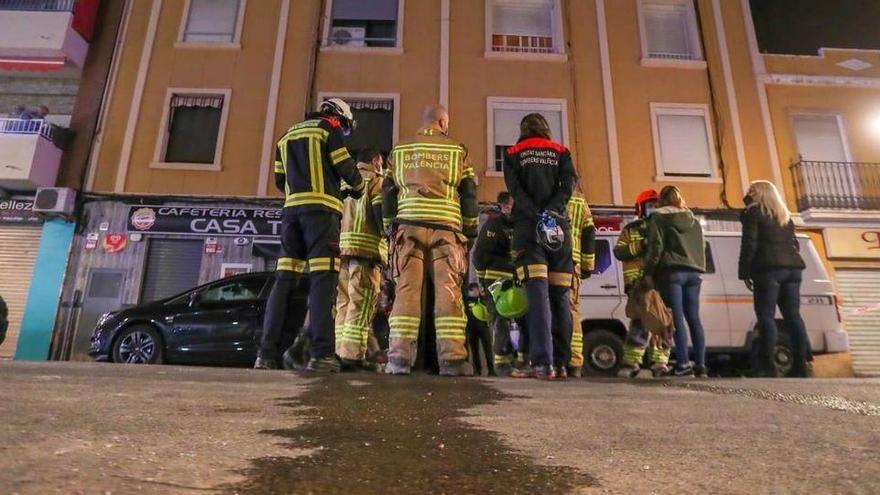 Detenido en Murcia el autor de un incendio en Valencia en el que murió un niño de 3 años