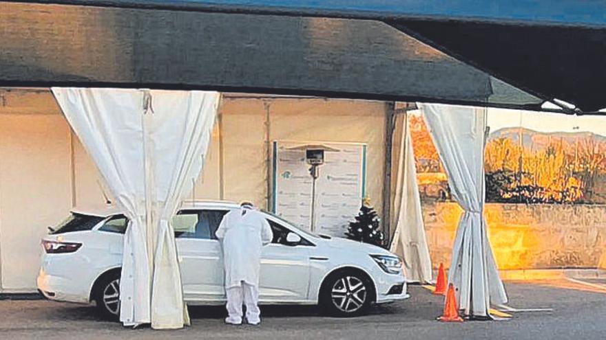 Corona-Test auf Mallorca jetzt auch per Drive-in