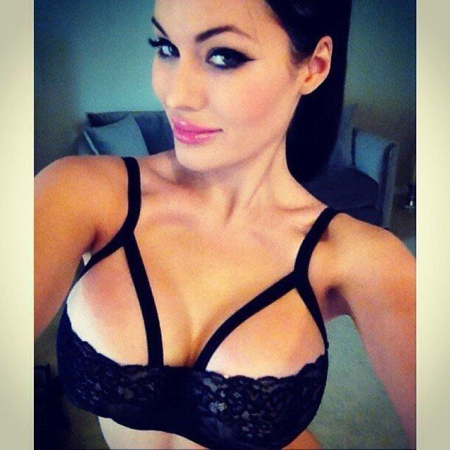 Verónika Black, musa del fitness