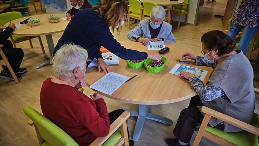 L'Alzheimer, una de les malalties més colpejades per la crisi sanitària